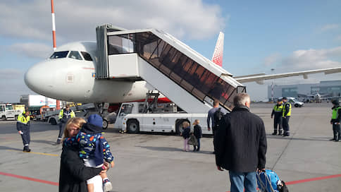 Пулково готовится приземлить «Россию» // Аэропорт может приостановить обслуживание базовой авиакомпании