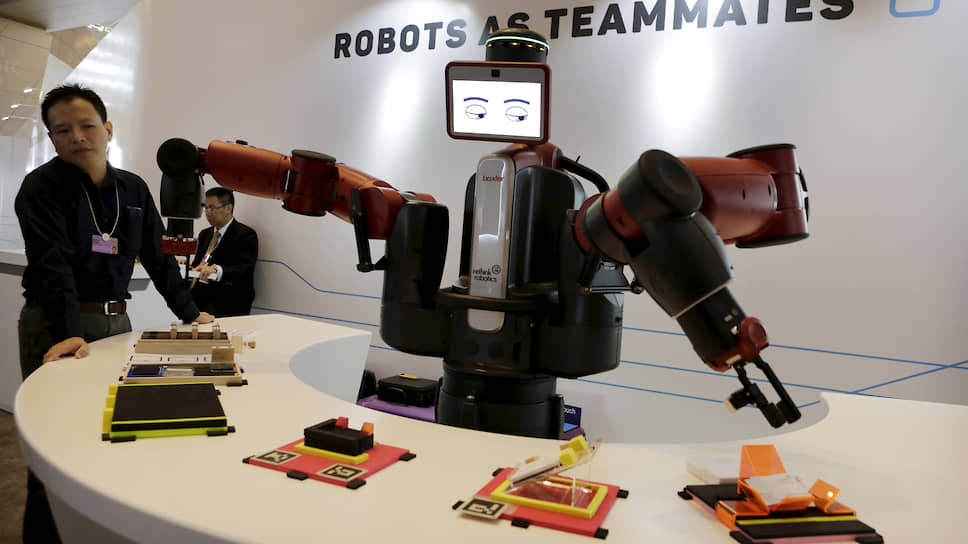 Как роботы заменяют сотрудников больниц и домов престарелых