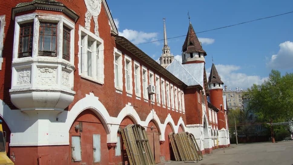 Бывший пивоваренный завод имени Бадаева