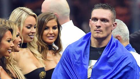 Лучшему боксеру года ищут супертяжелый дебют // Кандидатом на бой с Александром Усиком стал Андрей Федосов