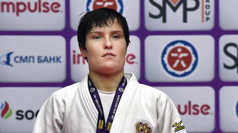 Наталья Кузютина совершила прорыв  / Она стала первой российской дзюдоисткой — серебряным призером чемпионата мира