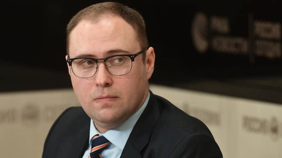 Доцент кафедры прикладного анализа международных проблем МГИМО МИД России Максим Сучков