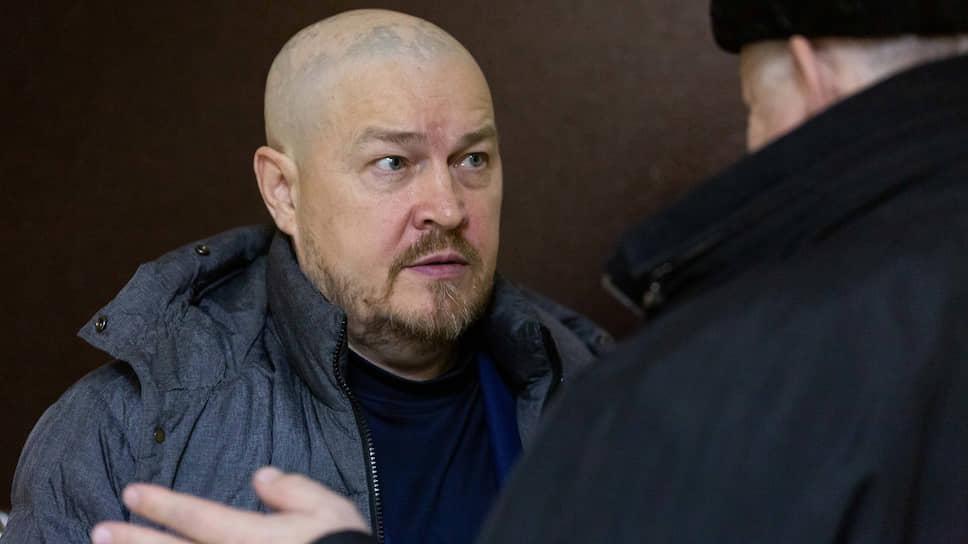Бывший начальник УМВД Томской области Игорь Митрофанов