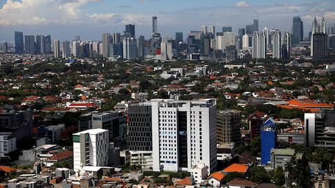 Она утонет  / Вместо уходящей под воду Джакарты в Индонезии построят новую столицу