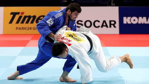 Российские дзюдоисты показали своему руководителю олимпийские перспективы  / Несмотря на отсутствие побед на чемпионате мира в Токио