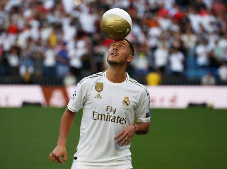 7 июня «Челси» продал 28-летнего бельгийского нападающего Эдена Азара в «Реал». Сумма трансфера составила €100 млн