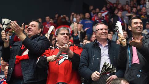 КХЛ рассказала про деньги  / Состоялось заседание совета директоров Континентальной хоккейной лиги