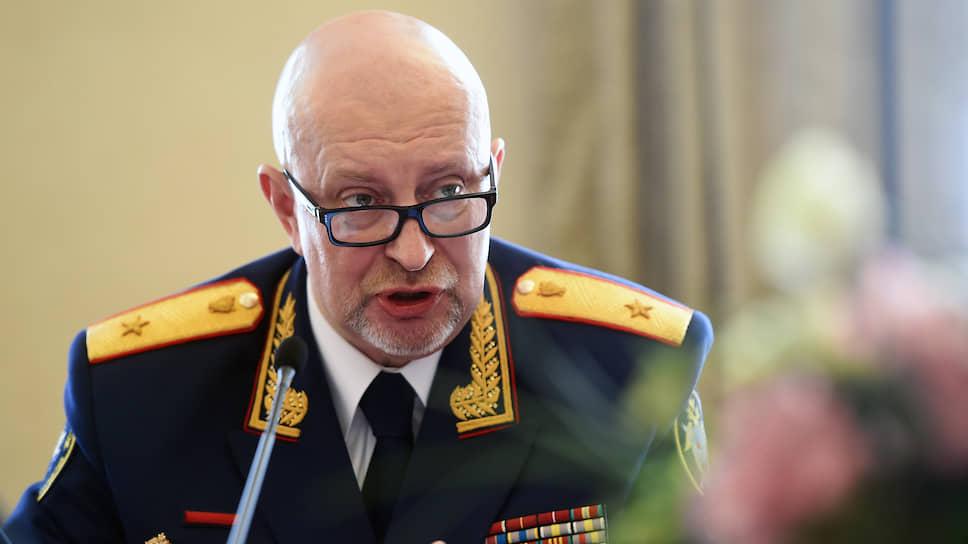 Генерал-майор юстиции Игорь Комиссаров