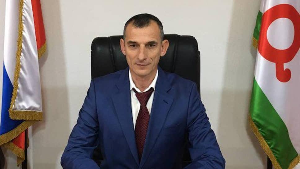 Сенатор от Ингушетии Мухарбек Барахоев