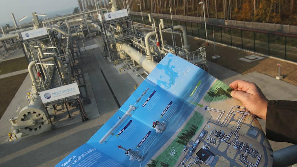 «Газпром» лишился полного допуска к Opal