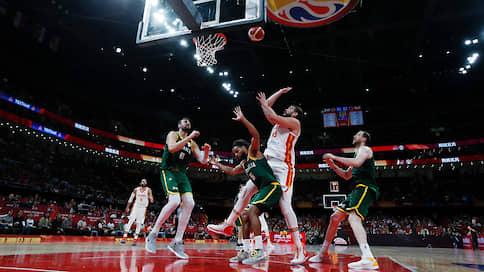 Старости какие  / В финале ЧМ по баскетболу сыграют сборные Аргентины и Испании
