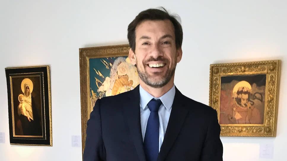 Председатель Национального синдиката антикваров Матиас Ари Жан о La Biennale Paris