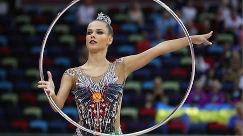 Четыре медали на троих // Российские «художницы» получили призы за упражнения с обручем и мячом на чемпионате мира в Баку