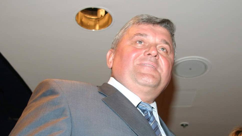 Экс-глава Клинского района Александр Постригань