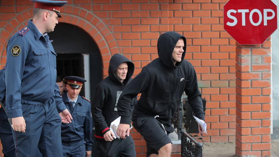 Могут ли Александр Кокорин и Павел Мамаев продолжать спортивную карьеру