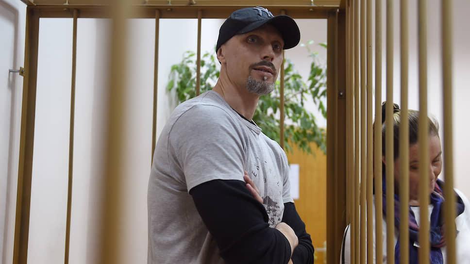 Баскетболист Дмитрий Домани