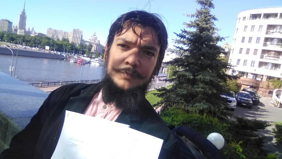 Адвокат Дмитрий Сотников