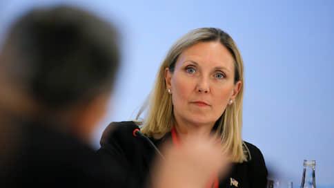 Стратегической стабильностью займутся новые люди  / Ушла в отставку замгоссекретаря США по контролю над вооружениями