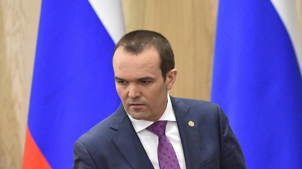 Глава Республики Чувашия Михаил Игнатьев