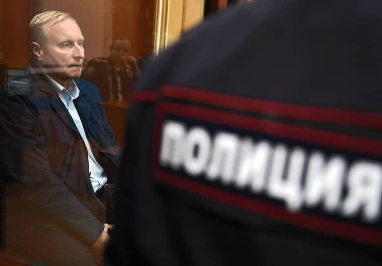 Генерал-майор полиции Александр Мельников