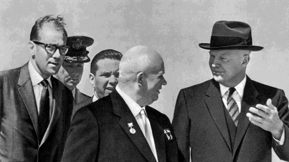 Как Никита Хрущев проводил время в Америке