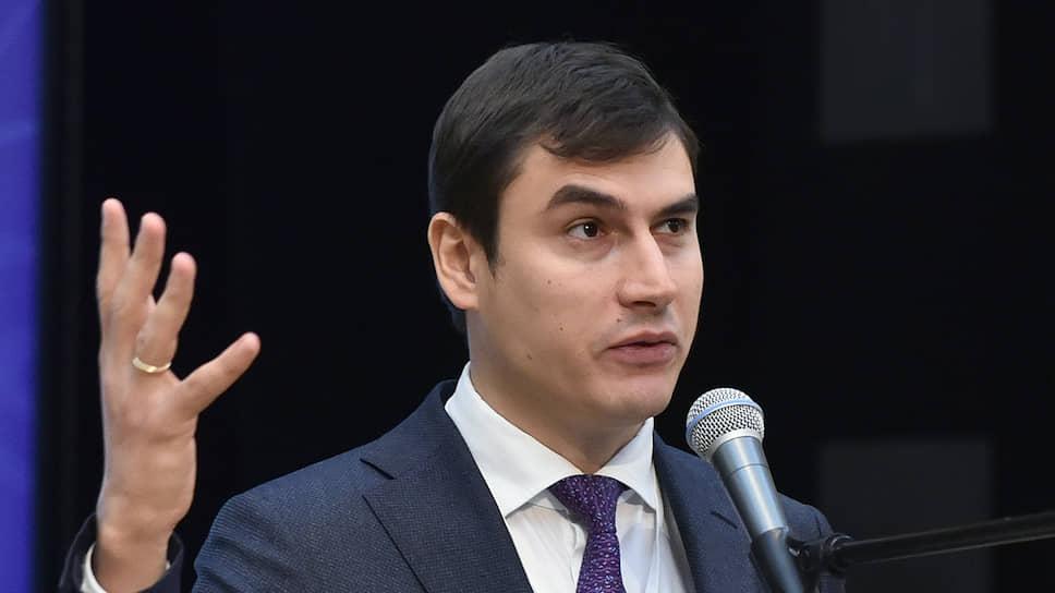 Депутат Госдумы от КПРФ Сергей Шаргунов