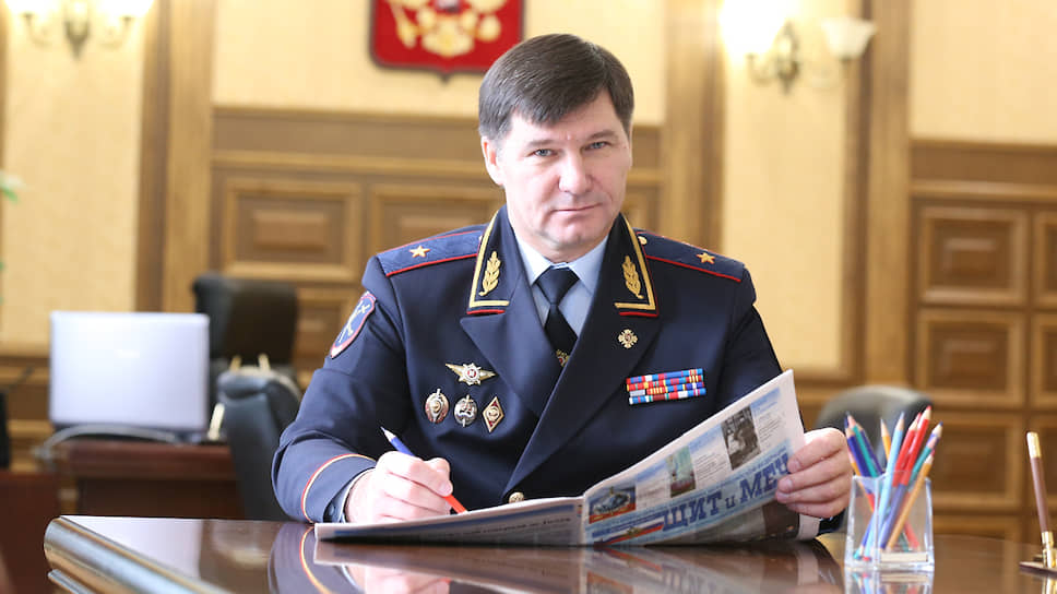 Генерал-майор полиции Юрий Алтынов