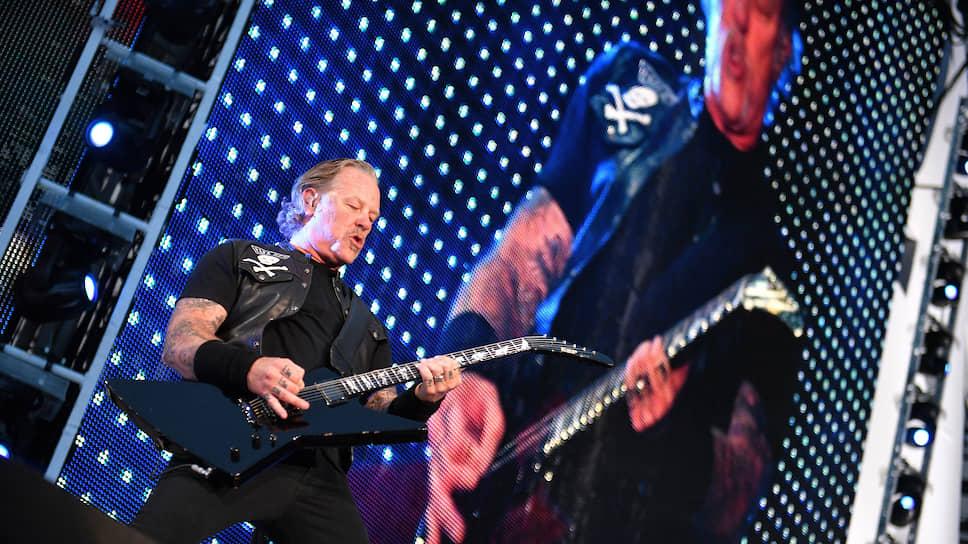 Сколько зарабатывает Metallica и кого британцы считают лучшими друзьями