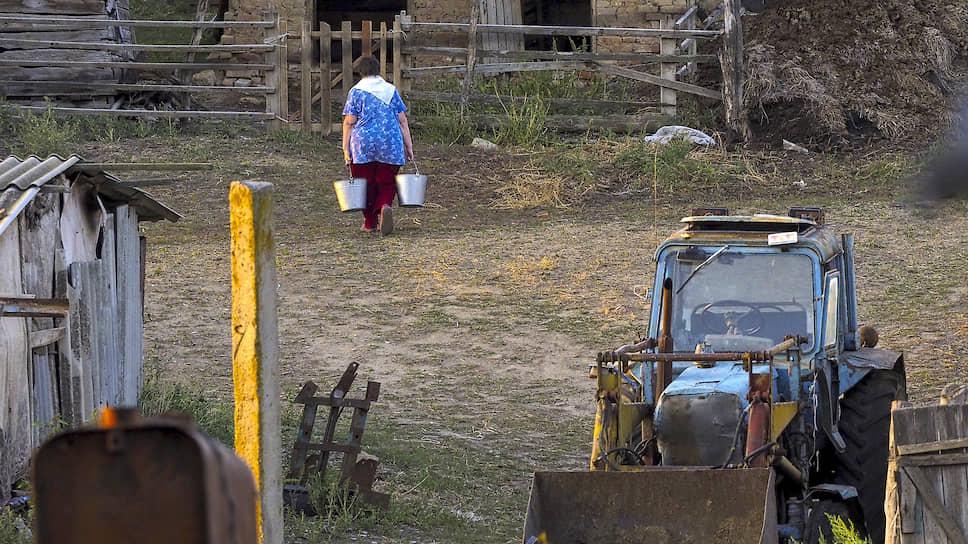 Жизнь поселка после окончания уроков