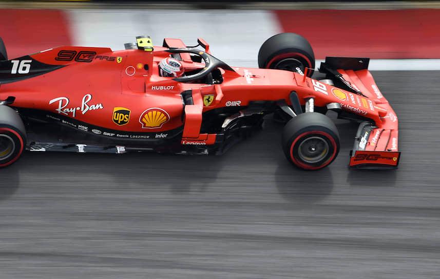 Болид команды Ferrari