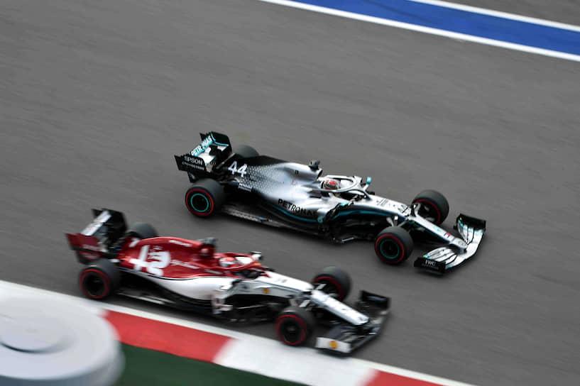 Следующий этап гонок пройдет в Японии с 11 по 13 октября
