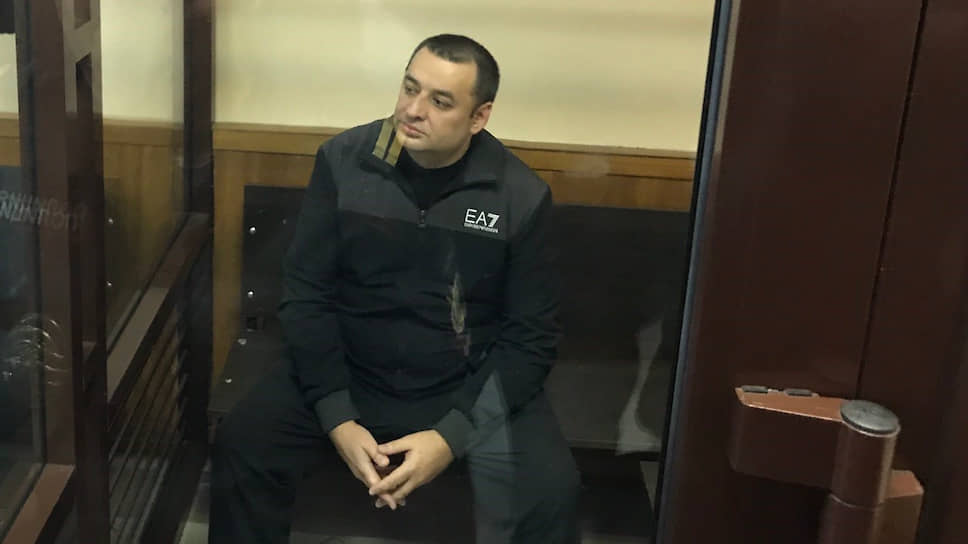Экс-директор казанского операционного офиса банка «Открытие» Олег Полях