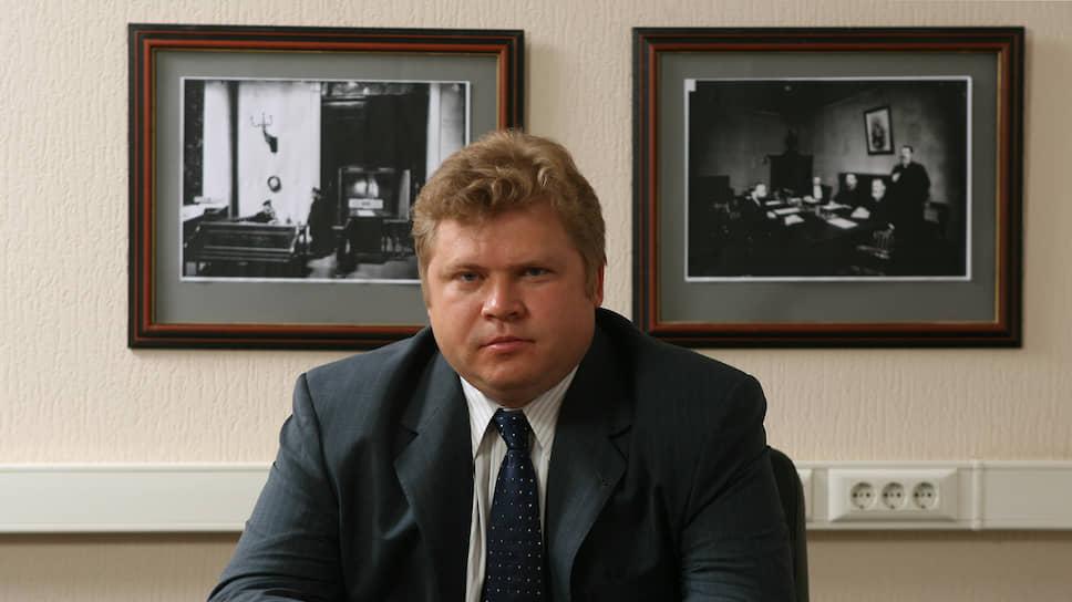 Генеральный директор компании «Регион» Сергей Судариков