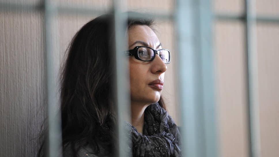 Бывший заместитель управляющего филиалом банка ВТБ Ирина Долгова