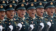 Китай встретил 70-летний юбилей при параде