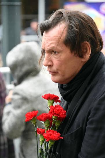 Актер Игорь Миркурбанов