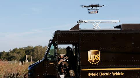 Доставка беспилотниками стала реальностью  / UPS первой получила полноценное разрешение регуляторов в США