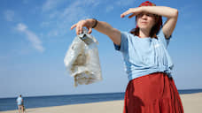 Сбор мусора с берегов Байкала и Куршской косы