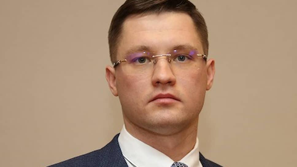 Министр строительства Самарской области Евгений Чудаев