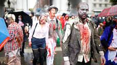 Планы на случай зомби-апокалипсиса и кто в США страдает инсектофобией