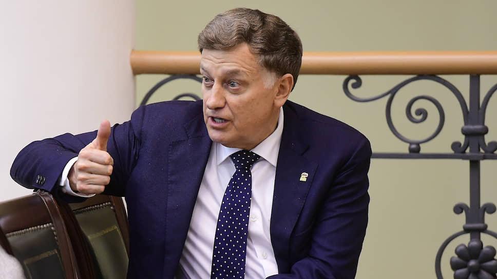 Спикер заксобрания Санкт-Петербурга Вячеслав Макаров