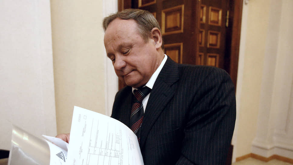 Экс-мэр Горно-Алтайска Виктор Облогин