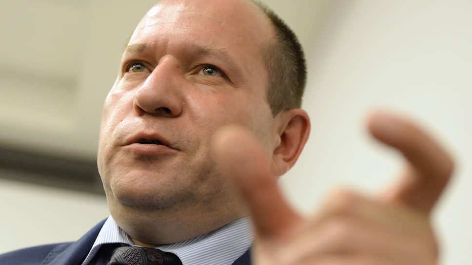 Глава Комитета против пыток Игорь Каляпин