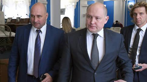 Врио и семь вице  / Заксобрание Севастополя утвердило заместителей Михаила Развожаева
