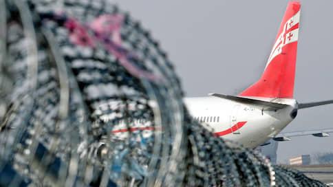 Georgian Airways подсчитала ущерб от запрета полетов  / Компания собирается отсудить у Минтранса РФ $25млн