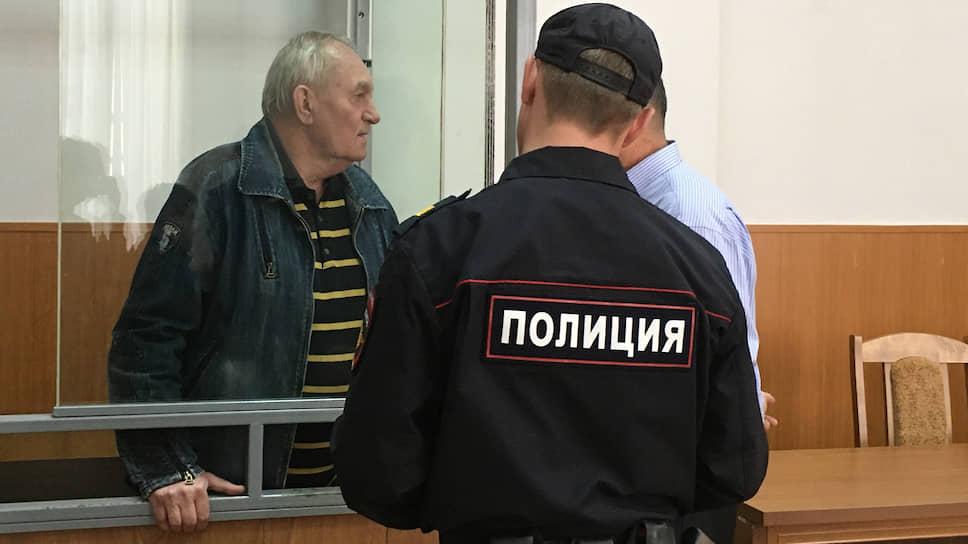 Обвиненный в шпионаже в пользу Украины Владимир Моругнов