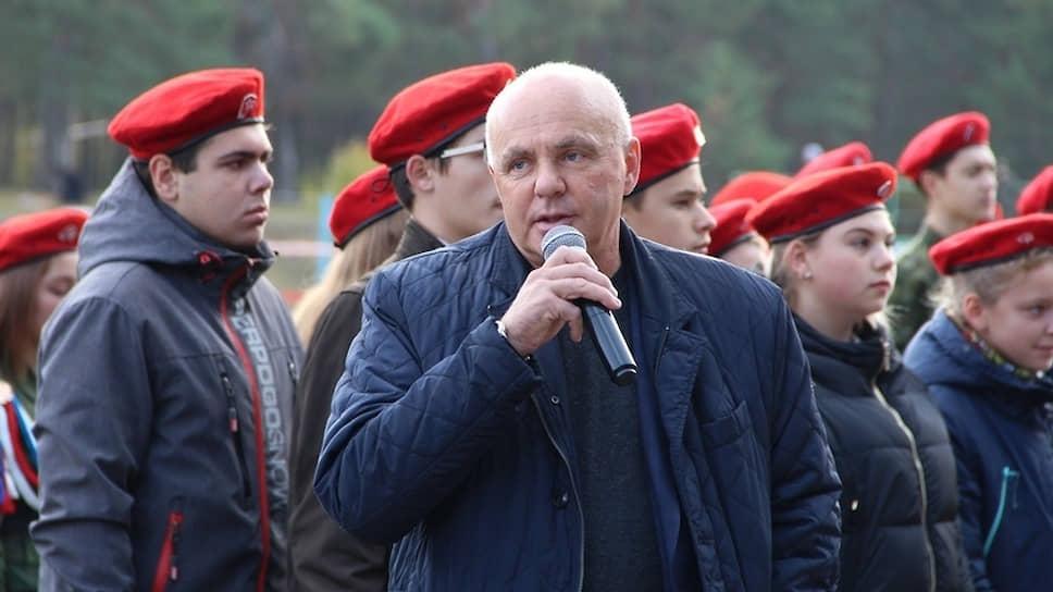 Глава администрации Владимира Андрей Шохин