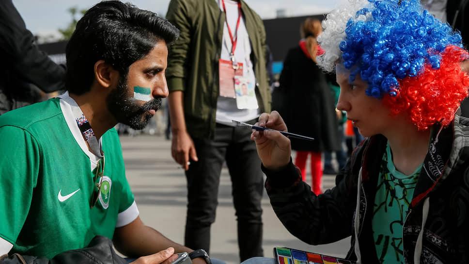 Участие саудовской команды в Чемпионате мира по футболу в 2018 году в России пробудило у россиян и саудовцев взаимный интерес друг к другу
