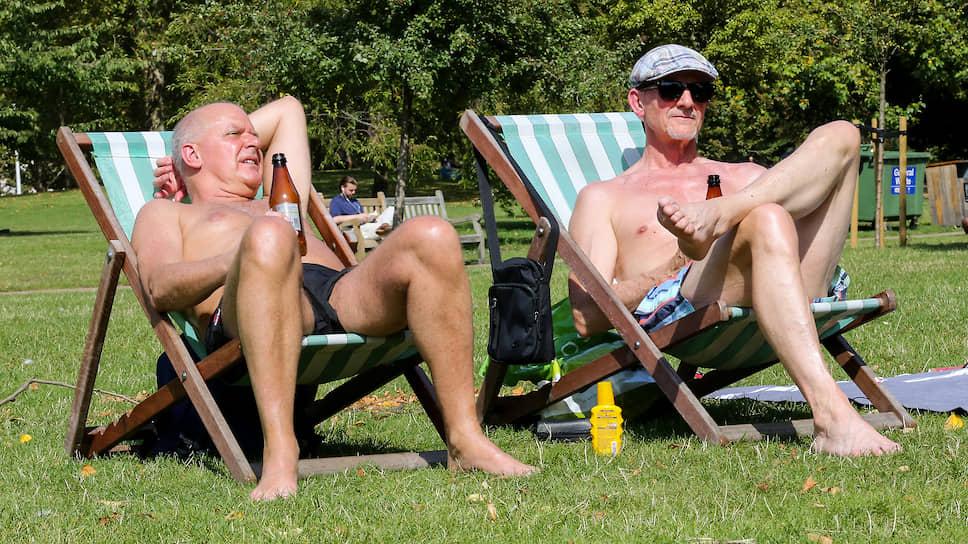 Жителям Лондона, пережившим самое жаркое в истории лето, легче поверить в глобальное потепление, чем жителям Вологды или Петрозаводска, считающим, что у них украли лето