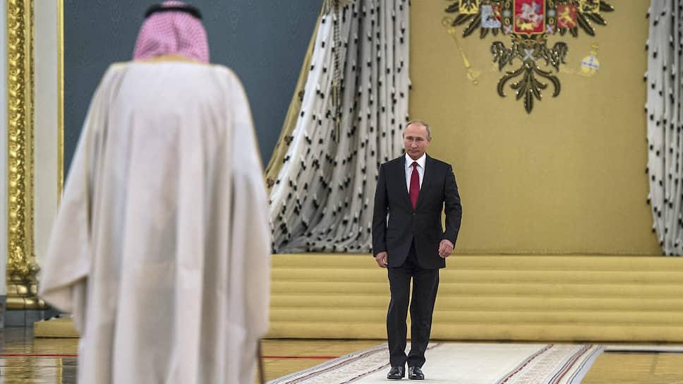 Красные паши саудовского короля
